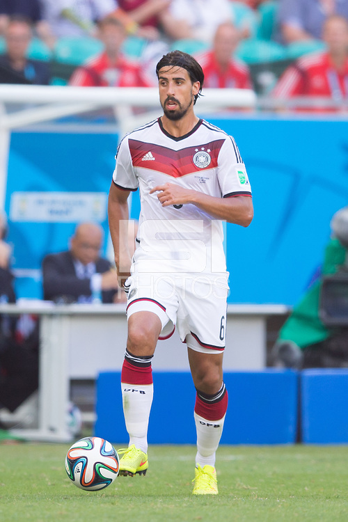 Sami Khedira of Germany