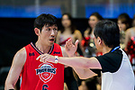 Guangzhou Long-Lions vs Ulsan Hyundai Mobis Phoebus during The Asia League's 'The Terrific 12' at Studio City Event Center on 19 September 2018, in Macau, Macau. Photo by Win Chung Jacky Tsui / Power Sport Images for Asia League