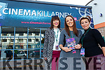 Mary Tuohy, and Selina Switzer and Miriam Owens  all Tralee whose movie Silence is Golden from birth to death was shown in the Kerry Film Festival in Killarney on Sunday