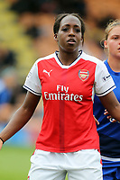 Danielle Carter of Arsenal Ladies during Arsenal Ladies vs Birmingham City Ladies, FA Women's Super League FA WSL1 Football at the Hive Stadium on 20th May 2017