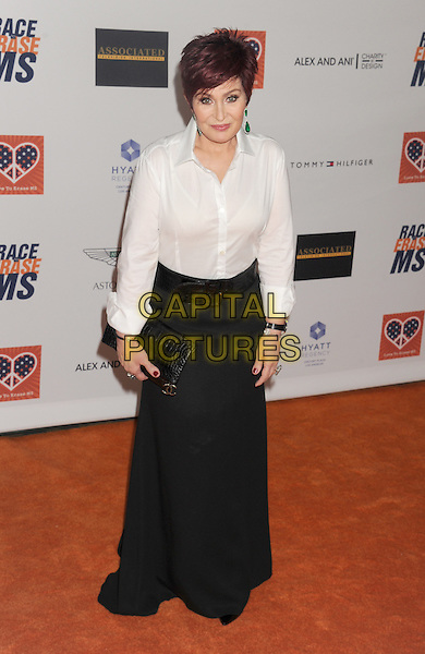 CENTURY CITY, CA - APRIL 24: TV personality Sharon Osbourne arrives at the 22nd Annual Race To Erase MS at the Hyatt Regency Century Plaza on April 24, 2015 in Century City, California.