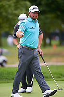 Graeme McDowell (NIR) after sinking his par putt on 11 during Rd4 of the 2019 BMW Championship, Medinah Golf Club, Chicago, Illinois, USA. 8/18/2019.<br /> Picture Ken Murray / Golffile.ie<br /> <br /> All photo usage must carry mandatory copyright credit (© Golffile | Ken Murray)