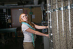 Caroline Wilson, Chemical Engineering, Cutler Scholars Program, Lab, Research, Russ College of Engineering, Student, Technology, Undergraduate Admissions, Viewbook