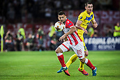 14th September 2017, Red Star Stadium, Belgrade, Serbia; UEFA Europa League Group stage, Red Star Belgrade versus BATE; Midfielder Ricardinho of Red Star Belgrade in action