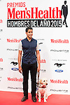 Enhamed Enhamed attends to the delivery of the Men'sHealth awards at Goya Theatre in Madrid, January 28, 2016.<br /> (ALTERPHOTOS/BorjaB.Hojas)