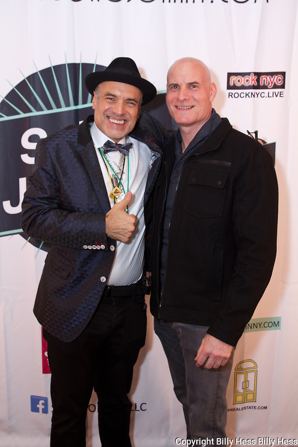 Actor Jasson Finney Soho Johnny recording artist  music and event promoter, NYC real estate mogul