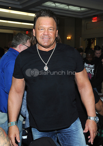 "NEW YORK, NY - MARCH 04: Tatanka attends the ""Big Event"" at the LaGuardia Plaza Hotel on March 4, 2017 in New York City.  Photo by: George Napolitano/ MediaPunch"