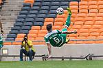 06.01.2019, FNB Stadion/Soccer City, Nasrec, Johannesburg, RSA, FSP, SV Werder Bremen (GER) vs Kaizer Chiefs (ZA)<br /> <br /> im Bild / picture shows <br /> Kevin M&ouml;hwald / Moehwald (Werder Bremen #06) holt einen Ball per R&uuml;ckfallzieher ab, <br /> <br /> Foto &copy; nordphoto / Ewert