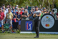 Henrik Stenson (SWE) watches his tee shot on 7 during round 2 of the Arnold Palmer Invitational at Bay Hill Golf Club, Bay Hill, Florida. 3/8/2019.<br /> Picture: Golffile | Ken Murray<br /> <br /> <br /> All photo usage must carry mandatory copyright credit (&copy; Golffile | Ken Murray)
