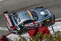 Bill Ziegler, #95 BMW E89 Z4 GT3, Pirelli World challenge race, Long Beach Grand Prix, Long Beach, CA, April 2015.  (Photo by Brian Cleary/ www.bcpix.com )