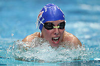 PICTURE BY VAUGHN RIDLEY/SWPIX.COM - Swimming - ASA Masters and Senior Age Group Championships 2012 - Ponds Forge, Sheffield, England - 27/10/12 - Amanda Heath competes in the Women's 200m Breaststroke.