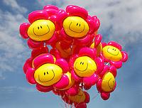 Vrolijke  ballonnen