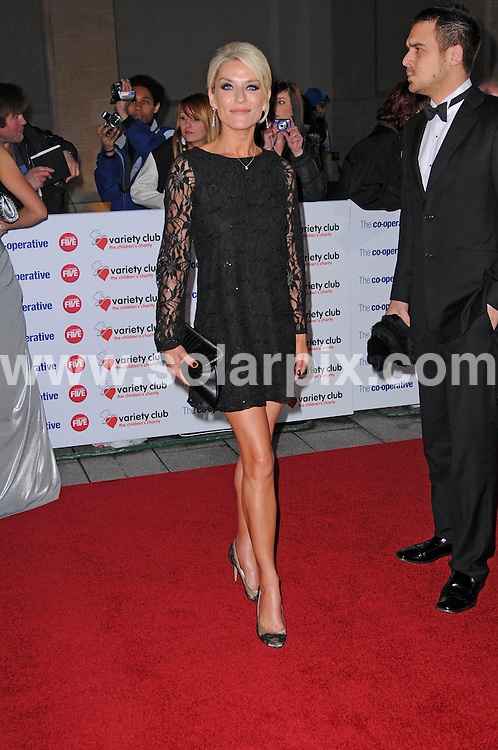 **ALL ROUND PICTURES FROM SOLARPIX.COM**                                             **WORLDWIDE SYNDICATION RIGHTS**                                                                                  Caption: attends the Variety Club Showbiz Awards at Grosvenor House, London, UK. 14 November 2010                                                              This pic: Zoe Lucker                              JOB REF: 12478 MSR       DATE: 14_11_2010                                                           **MUST CREDIT SOLARPIX.COM OR DOUBLE FEE WILL BE CHARGED**                                                                      **MUST AGREE FEE BEFORE ONLINE USAGE**                               **CALL US ON: +34 952 811 768 or LOW RATE FROM UK 0844 617 7637**
