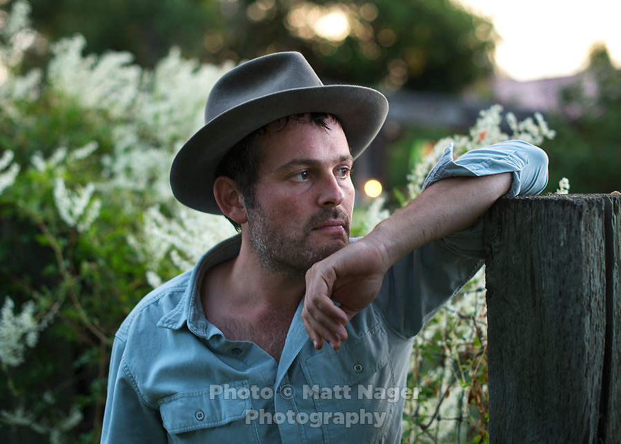 Musician and farmer Gregory Alan Isakov at his farm and house in Boulder c02b0621cee