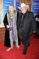 Wilford Brimley at the premiere of 'Did You Hear About the Morgans?' at Ziegfeld Theatre  in New York City. December 14, 2009.. Credit: Dennis Van Tine/MediaPunch