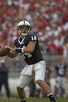 16 September 2006:  Penn State QB Anthony Morelli (14).  .The Penn State Nittany Lions defeated the Youngstown State Penguins 37-3 September 16, 2006 at Beaver Stadium in State College, PA..