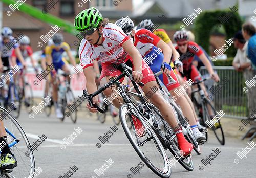 2012-06-23 / Wielrennen / seizoen 2012 / Brent Cools, Wuustwezel..Foto: Mpics.be