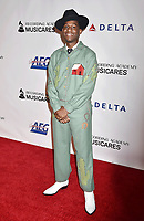 LOS ANGELES, CA - FEBRUARY 08: Leon Bridges attends MusiCares Person of the Year honoring Dolly Parton at Los Angeles Convention Center on February 8, 2019 in Los Angeles, California.<br /> CAP/ROT/TM<br /> &copy;TM/ROT/Capital Pictures