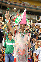 CD Guadalajara Fan, CD Guadalajara defeated DC United 2-1 in the opening game of the SuperLiga tournament, Saturday July 12, 2008 at Robert F. Kennedy Memorial Stadium.
