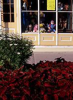 Niagara-on-the-Lake Storefront and Planter
