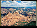 A different Colorado, the Yampa River winds through Dinosaur National Monument.<br />