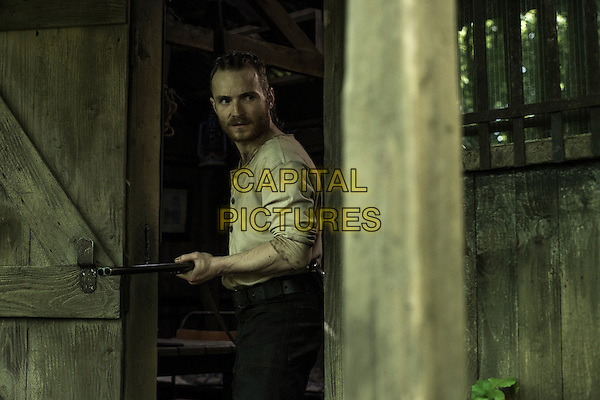 The Survivalist (2015)<br /> Martin McCann<br /> *Filmstill - Editorial Use Only*<br /> CAP/KFS<br /> Image supplied by Capital Pictures