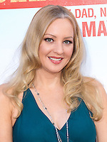 HOLLYWOOD, LOS ANGELES, CA, USA - MAY 21: Wendi McLendon-Covey at the Los Angeles Premiere Of Warner Bros. Pictures' 'Blended' held at the TCL Chinese Theatre on May 21, 2014 in Hollywood, Los Angeles, California, United States. (Photo by Xavier Collin/Celebrity Monitor)