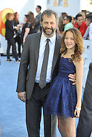 Judd Apatow &amp; Iris Apatow at the 2015 MTV Movie Awards at the Nokia Theatre LA Live.<br /> April 12, 2015  Los Angeles, CA<br /> Picture: Paul Smith / Featureflash