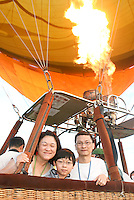 20130205 February 05 Hot Air Balloon Cairns