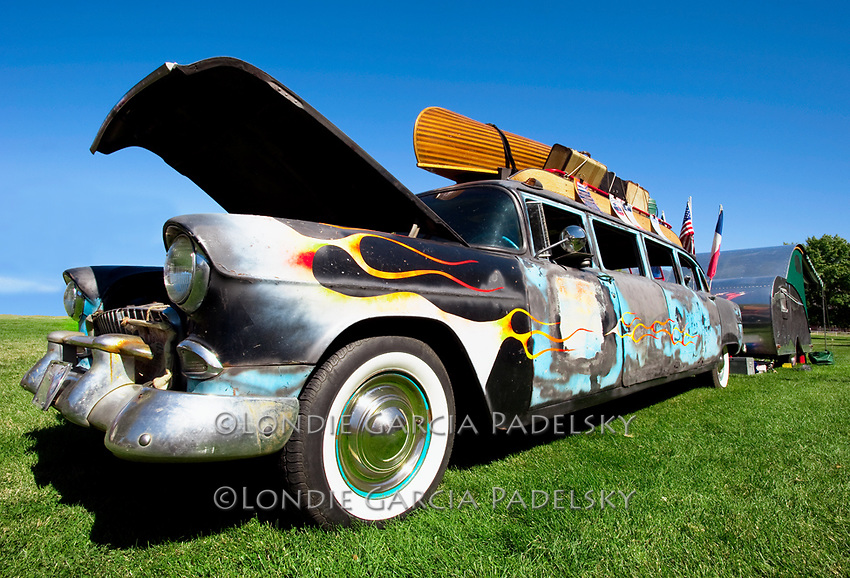 1956 Stretched Chevy Limo