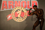 Both Bahadur Khadkha of Nepal, participant of Arnold Classic Asia 2016 flex his muscles in the Arnold Classic Mens Bodybuilding during the Arnold Classic Asia 2016 Multi-Sport Festival on 20 August 2016 at the AsiaWorld-Expo, Hong Kong. Photo by Marcio Machado / Power Sport Images