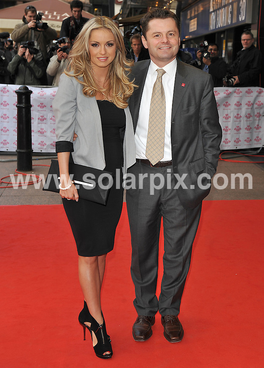 **ALL ROUND PICTURES FROM SOLARPIX.COM**.**WORLDWIDE SYNDICATION RIGHTS**.Red carpet arrivals at The Princes Trust - Celebrates Success Awards. Held at The Odeon, Leicester Square, London, UK. 01 March 2010..This pic: Chris Hollins and Ola Jordan..JOB REF:  10803 SSD     DATE: 01_03_2010.**MUST CREDIT SOLARPIX.COM OR DOUBLE FEE WILL BE CHARGED**.**MUST NOTIFY SOLARPIX OF ONLINE USAGE**.**CALL US ON: +34 952 811 768 or LOW RATE FROM UK 0844 617 7637**
