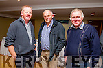 Leonard McHenry, Currans Farranfore, Niall Kelly, Ballydesmond, James Giles, Faha at the IFA Scandal Meeting in Manor West Hotel on Monday