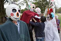 Dia De Los Muertos Festival, Oct. 2017