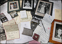 BNPS.co.uk (01202 558833)<br /> Pic: Cheffins/BNPS<br /> <br /> Heartwarming unseen letters from Princess Diana in which she speaks of Prince William's love for his younger brother and Prince Harry's rebellious side have emerged for auction.<br /> <br /> In the letters to the late Cyril Dickman, who served as a steward at Buckingham Palace for more than 50 years, she spoke of how William 'could not stop kissing' Harry after he was born in September 1984.<br /> <br /> One particularly touching letter to Mr Dickman, dated March 2, 1985, reads: &quot;William adores his little brother and spends the entire time swamping Harry with an endless supply of hugs and kisses, hardly letting the parents near!&quot; <br /> <br /> The letters will go under the hammer at Cheffins auctioneers on January 5.