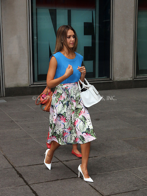 ACEPIXS.COM<br /> <br /> June 19 2014, New York City<br /> <br /> Jessica Alba made an appearance at Fox and Friends on June 19 2014 in New York City<br /> <br /> <br /> By Line: Zelig Shaul/ACE Pictures<br /> <br /> ACE Pictures, Inc.<br /> www.acepixs.com<br /> Email: info@acepixs.com<br /> Tel: 646 769 0430