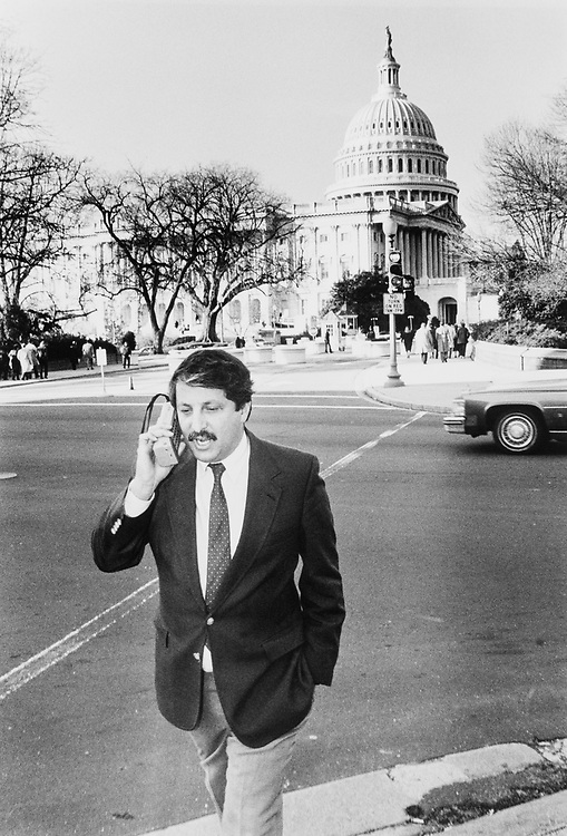 Rep. Sam Gejdenson, D-Conn. 1981 (Photo by CQ Roll Call)