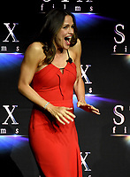 LAS VEGAS, NV - APRIL 24: Jennifer Garner onstage during the STX Films presentation at CinemaCon 2018 at The Colosseum at Caesars Palace on April 24, 2018 in Las Vegas, Nevada. (Photo by Frank Micelotta/PictureGroup)