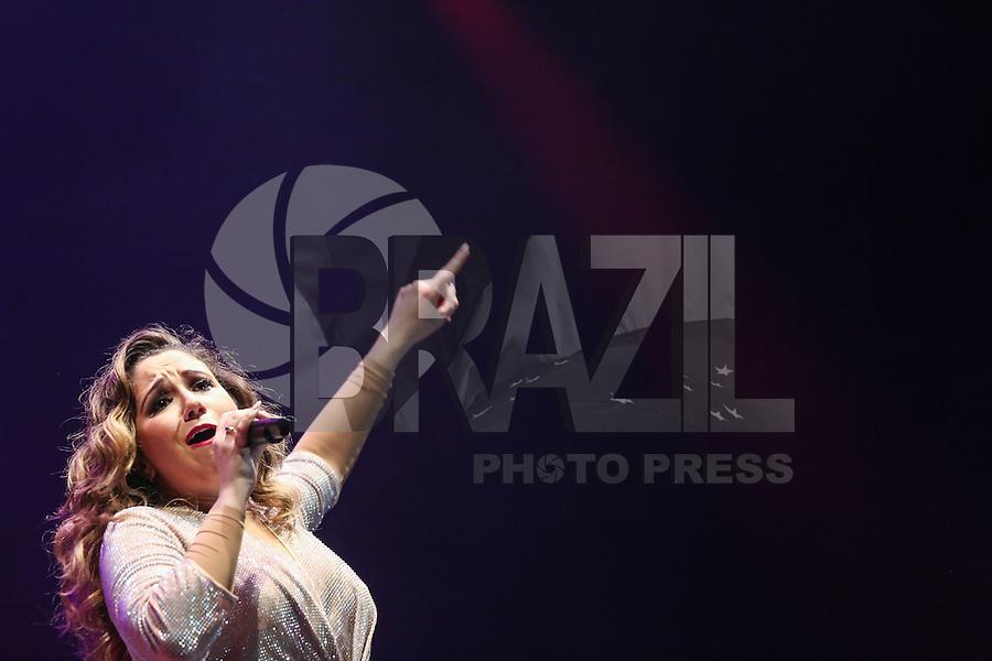 SÃO PAULO,SP, 29.08.2015 - FESTIVAL-SP - A cantora Maria Rita durante apresentação no Festival Nova Brasil Fm na Arena Anhembi na região norte de São Paulo na noite deste sábado, 29. (Foto: William Volcov/Brazil Photo Press)
