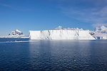 Massive Iceberg, The Lemaire Channel, Antarctica
