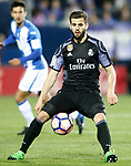 Real Madrid's Nacho Fernandez during La Liga match. April 5,2017. (ALTERPHOTOS/Acero)