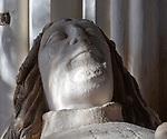 Church of Saint Mary, Chilton, Suffolk, England, UK - Robert Crane, c1500 monument memorial