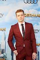"""LOS ANGELES - JUN 28:  Cameron Monaghan at the """"Spider-Man: Homecoming"""" at the TCL Chinese Theatre on June 28, 2017 in Los Angeles, CA"""