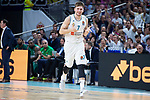 Real Madrid Luka Doncic during Turkish Airlines Euroleague Quarter Finals 4th match between Real Madrid and Panathinaikos at Wizink Center in Madrid, Spain. April 27, 2018. (ALTERPHOTOS/Borja B.Hojas)