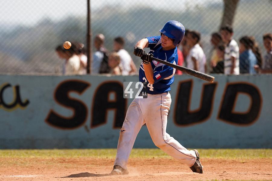 BASEBALL - POLES BASEBALL FRANCE - TRAINING CAMP CUBA - HAVANA (CUBA) - 13 TO 23/02/2009 - ARTHUR PATUREL (FRANCE)