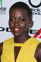 BEVERLY HILLS, CA - OCTOBER 21: Lupita Nyong'o at 17th Annual Hollywood Film Awards held at The Beverly Hilton Hotel on October 21, 2013 in Beverly Hills, California. (Photo by Xavier Collin/Celebrity Monitor)