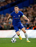 Chelsea's Gary Cahill in action during the Champions League Group C match at the Stamford Bridge, London. Picture date: December 5th 2017. Picture credit should read: David Klein/Sportimage