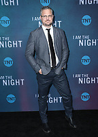 "09 May 2019 - North Hollywood, California - Sam Sheridan. Emmy FYC for TNT'S ""I Am the Night"" held at the Saban Media Center at the Television Academy.   <br /> CAP/ADM/BT<br /> ©BT/ADM/Capital Pictures"