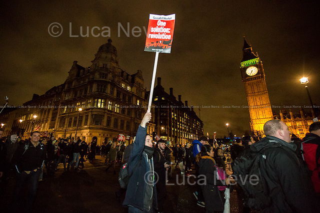 Parliament Square.<br />