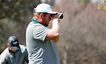 Dallas, Texas, March 12: University of North Texas Mean Green Men's Golf at Four Seasons golf course during the Spring Break Challenge. 2018 (Photo Rick Yeatts Photography/Colin Mitchell)